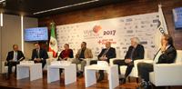 El doctor José Franco, coordinador general del Consejo Consultivo Científico y Tecnológico, encabezó el lanzamiento la cuarta edición de Vive conCiencia. Concurso de ciencia y tecnología.