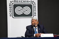 José Luis Morán, presidente de la AMC, resaltó la importancia de seguir trabajando para convencer a los políticos de la relevancia que tiene para el país la inversión en ciencia y tecnología.