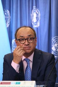 Otto Granados Roldán, subsecretario de Planeación y Evaluación de Políticas Educativas de la Secretaría de Educación Pública (SEP).