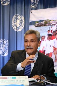 José Mustre de León, director general del Centro de Investigación y de Estudios Avanzados (Cinvestav).