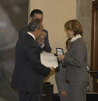 María Soledad Loaeza Tovar, Premio Nacional de Historia, Ciencias Sociales y Filosofía.