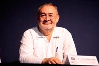 El doctor Víctor Pérez Abreu, miembro de la AMC, es el coordinador del comité organizador de la celebración.