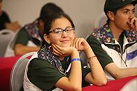 Los estudiantes que concursan en la XII Olimpiada Mexicana de Historia de la AMC cursan el nivel medio superior y son menores de 17 años.