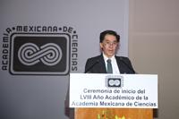 Jaime Urrutia Fucugauchi, ex presidente de la AMC.