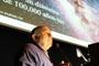 El astrónomo Luis Felipe Rodríguez Jorge impartió la conferencia