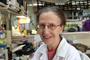 La doctora Yvonne Rosenstein en el laboratorio del Departamento de Medicina Molecular y Bioprocesos, Instituto de Biotecnología de la UNAM.