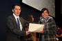El doctor Jaime Urrutia Fucugauchi, presidente de la Academia Mexicana de Ciencias, encabezó la ceremonia de entrega de diplomas de La Ciencia en tu Escuela correspondiente al año 2015 a 278 maestros de nivel básico, en un acto celebrado en el auditorio Galileo Galilei de la AMC.
