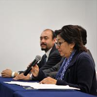 Dra. Margarita Martínez Gómez, presidenta de la Región Centro-Sur de la Academia Mexicana de Ciencias.
