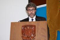 Doctor Miguel Alcubierre, director del Instituto de Ciencias Nucleares de la UNAM.