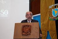Doctor Enrique Graue, rector de la UNAM.