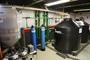 'Planta de procesamiento de efluentes provenientes de la limpieza de automóviles', desarrollada por un equipo de investigadores de la UAM-Iztapalaba. encabezados por el doctor Ignacio González Martínez.