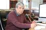 Doctor Jorge Urrutia Galicia, investigador del Instituto de Matemáticas de la UNAM, miembro y coordinador de la Sección de Matemáticas de la AMC.