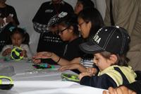 Imágenes de las actividades realizadas en la novena edición de la Noche de las Estrellas en las Islas de Ciudad Universitaria, sede principal de la máxima fiesta astronómica que se lleva a cabo en todo el país.