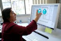 Doctora Ana Cecilia Noguez Garrido, integrante de la Academia Mexicana de Ciencias, ganadora  en 2016 del Premio Nacional de Ciencias, en el área de ciencias físico-matemáticas y naturales.