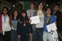 Delegación del DF todos ganadores de medallas en la XX Olimpiada Nacional de Biología 2011.