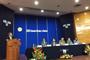 El doctor José Franco durante su intervención en la ceremonia inaugural de la competencia en el auditorio Emiliano Zapata de la Universidad Autónoma de Morelos.