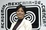 La Dra. Blanca Jiménez Cisneros, vicepresidenta de la Academia Mexicana de Ciencias (AMC) para el bienio mayo 2012-mayo 2014.