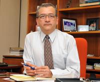 Licenciado Raúl Cruz Marqués, gerente de Gestión del Conocimiento en el Instituto Mexicano del Petróleo.