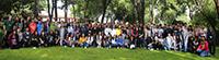 En total, este año participaron en la XII Olimpiada Mexicana de Historia, de la Academia Mexicana de Ciencias, 102 estudiantes (56 hombres y 46 mujeres), procedentes de 17 estados de la República.