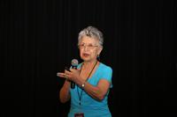 La doctora Silvia Torres Castilleja, investigadora del Instituto de Astronomía de la UNAM, participa en un debate científico internacional sobre la composición química de las nebulosas planetarias, tema de su especialidad