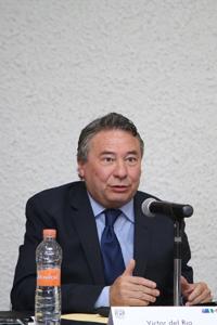 Doctor Víctor del Río, de La Trobe University e integrante de Red de Talentos Mexicanos.