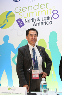 Doctor Jaime Urrutia Fucugauchi, presidente de la Academia Mexicana de Ciencias (AMC).