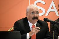 El doctor Rafael Lozano  Ascencio estudia los problemas de salud de la población mexicana.