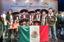 En la 56 Olimpiada Internacional de Matemáticas, que se realizó del  4 al 16 de julio de 2015 en Chiang Mai, Tailandia, la delegación mexicana conquistó una medalla de oro, dos de plata y tres de bronce.