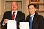 Los presidentes Jaime Urrutia Fucugauchi, de la Academia Mexicana de Ciencias, y Antonio Carrillo Lavat, del Sistema Público de Radiodifusión del Estado Mexicano, firmaron un convenio de colaboración para los próximos tres años.