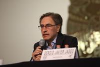 Sergio Javier Jasso, investigador de la Facultad de Contaduría y Administración de la UNAM.