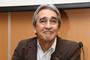 El doctor Luis Astorga, investigador del Instituto de Investigaciones Sociales de la UNAM y miembro de la Academia Mexicana de Ciencias.