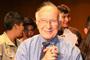 Doctor Roald Hoffmann, Premio Nobel de Química 1981, profesor e investigador en la Universidad Cornell, en Nueva York, y miembro correspondiente de la Academia Mexicana de Ciencias.