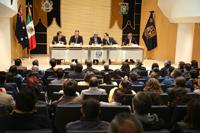 Participantes en el segundo día del evento de conmemoración de los 50 años de la relación  bilateral  México-Australia.