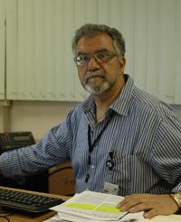 Doctor Moisés Selman Lama, ganador del Premio Heberto Castillo Ciudad de México 2016.
