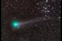 Imagen del cometa Lovejoy. Se espera que este objeto alcance su máximo esplendor el 29 de noviembre, antes de perderse bajo la luz del Sol.