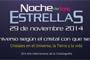 Observaciones astronómicas, conferencias y talleres científicos, expresiones artísticas y culturales en la Noche de las Estrellas 2014.