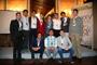 El grupo de ganadores de medallas de oro de la XXV Olimpiada Nacional de Biología (ONB). Nuevo León (3), Estado de México (2), Jalisco (2), Baja California (1), Distrito Federal (1), Sonora (1), Veracruz (1) y Puebla (1).