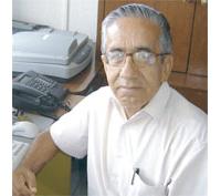 El Dr. Daniel Malacara, miembro de la Academia Mexicana de Ciencias y uno de los más destacados científicos mexicanos en el ámbito de la óptica.