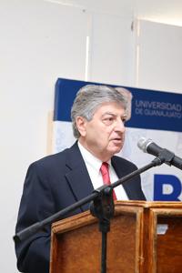 Doctor Mauricio Fortes Besprosvani, expresidente de la Academia Mexicana de Ciencias.