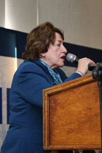 Doctora María Antonia Dosal Gómez, coordinadora de la Olimpiada Nacional de Química de la AMC.