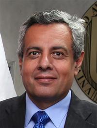 Doctor Juan Antonio Aguilar Garib, de la Facultad de Ingeniería Mecánica y Eléctrica de la Universidad Autónoma de Nuevo León.