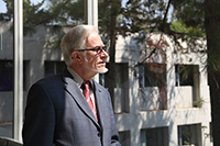 El doctor Pierre Legendre, profesor-investigador de la Universidad de Montreal y miembro correspondiente de la Academia Mexicana de Ciencias, es referente mundial de la ecología numérica, su trabajo se basa en contribuciones fundamentales al pensamiento de la diversidad y los ecosistemas.