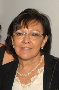 La Dra. Elena Azaola Garrido, miembro de la Academia Mexicana de Ciencias (AMC).