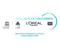 Por séptimo año consecutivo este programa estimula el talento de jóvenes científicas mexicanas.