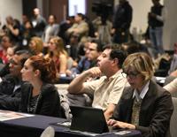 Participaron en el taller Estrategia Nacional sobre Biodiversidad de México (ENBioMex) y Plan de Acción 2016-2030, representantes de dependencias federales, secretarios de medio ambiente estatales, academia, sociedad civil y agencias de cooperación internacional.