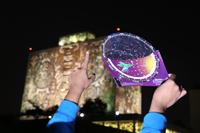 La séptima Noche de las Estrellas se llevó a cabo en 67 sedes distribuidas en la República mexicana, además de Argentina, Brasil, Costa Rica y Colombia. Ciudad Universitaria registró una gran afluencia de visitantes durante la jornada. A simple vista fue posible incluso identificar algunas de las estrellas con la ayuda de un planisferio celeste.