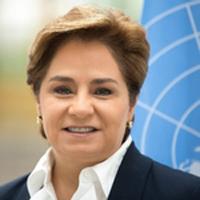 Patricia Espinosa, secretaria ejecutiva de la Convención Marco de las Naciones Unidas sobre Cambio Climático (UNFCCC, siglas en inglés.