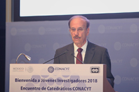 Doctor Jesús González Hernández, director general del Centro de Ingeniería y Desarrollo Industrial (CIDESI).