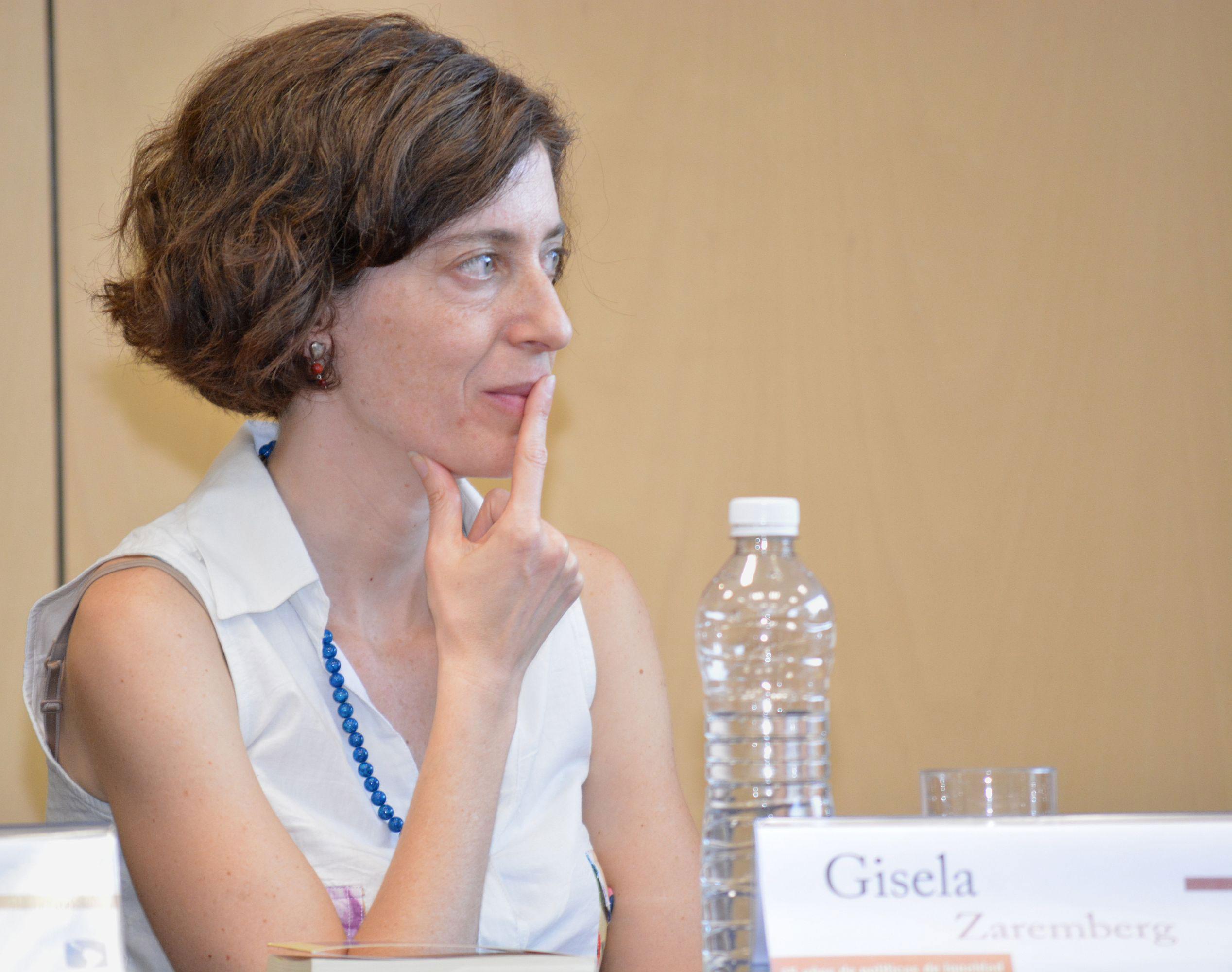 Gisela Zaremberg de la Facultad Latinoamericana de Ciencias Sociales (FLACSO), Sede México.
