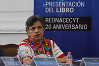 Beatriz Paredes Rangel, presidenta de la Comisión de Ciencia y Tecnología del Senado de la República, considera que la ciencia es indispensable para el desarrollo.